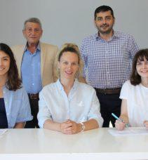 """Sarıyer Belediyespor'a Eczacıbaşı'dan İki Başarılı Transfer; """"Sinem Bayazıt"""" ve """"Ceren Nur Domaç"""""""
