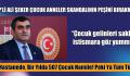 CHP'Lİ ALİ ŞEKER ÇOCUK ANNELER SKANDALININ PEŞİNİ BIRAKMIYOR