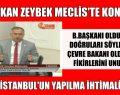 KANAL İSTANBUL'UN YAPILMA İHTİMALİ YOKTUR
