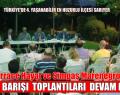 İMAR BARIŞI TOPLANTILARI DEVAM EDİYOR