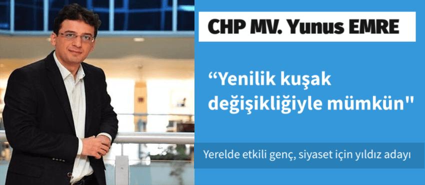 CHP'NİN GENÇLİK ROTASI AÇIKLANDI