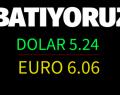 DOLAR VE EURO DURDURULAMIYOR