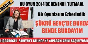 """SEVİM YALINKILIÇ MEYDAN OKUDU. """"BİZ BURDAYIZ"""".."""
