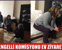 CHP ENGELLİ KOMİSYONU AYAZAĞA'DA