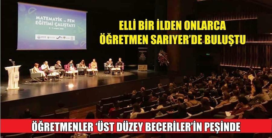 ÖĞRETMENLER 'ÜST DÜZEY BECERİLER'İN PEŞİNDE