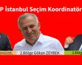 CHP'nin Seçim Koordinatörleri Belli Oldu