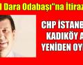 CHP İSTANBUL'DA KADIKÖY ADAYI YENİDEN OYLANIYOR