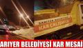 SARIYER'DE HALK, İŞ YERİNE VE OKULUNA RAHAT GİTTİ