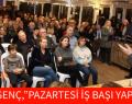 """ŞÜKRÜ GENÇ,""""PAZARTESİ İŞ BAŞI YAPACAĞIZ"""""""
