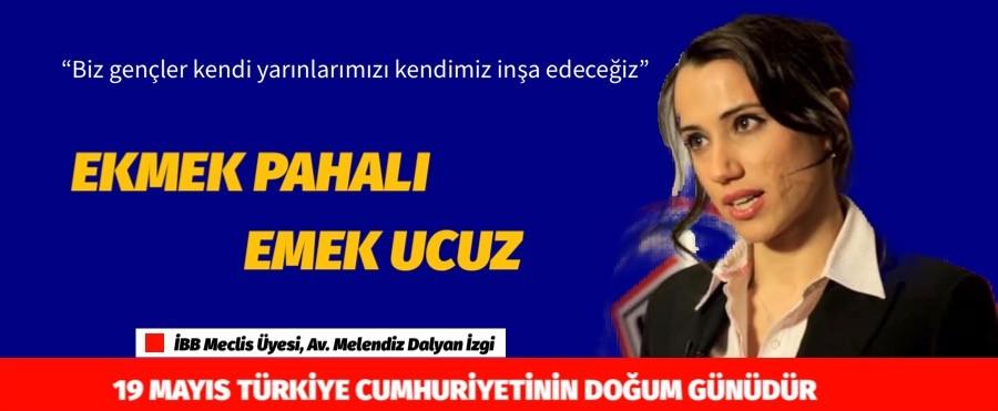 YSK AKP'NİN MÜRACATINI RED ETTİ