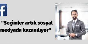 """Stratejist Cem Bağcı: """"Seçimler artık sosyal medyada kazanılıyor"""""""