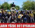 """""""YASALARIN YÜZDE 80'İ UYGULANMIYOR"""""""