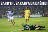 Tff 2. Lig Play-off Yarı Final: Sakaryaspor: 4 – Sarıyer: 0