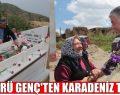 ŞÜKRÜ GENÇ'TEN KARADENİZ TURU