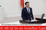 """""""AKP, AR-GE'de de Hedeften Saptı"""""""