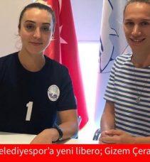 Sarıyer Belediyespor'a yeni libero; Gizem Çerağ Düzeltir
