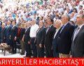 SARIYERLİLER HACIBEKTAŞ'TA
