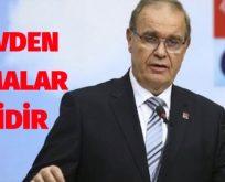 CHP Sözcüsü Öztrak: Görevden almalar siyasidir