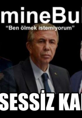 CİNAYETE SESSİZ KALMADILAR