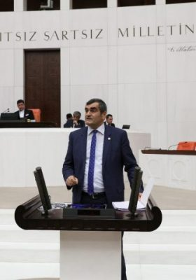 Dr. Ali Şeker – IŞİD'li Terörist İlhami Balı'ya İlişkin Soru Önergesi