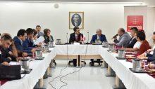 Türkiye Belediyeler Birliği(TBB) tarafından düzenlenen Sıfır Atık Çalıştayı 60 belediyenin katılımıyla TBB Hizmet Binasında gerçekleştiriliyor.