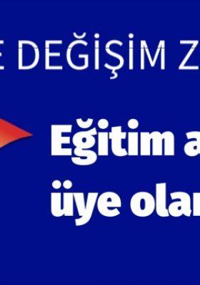 CHP'de Eğitim almayan üye olamayacak