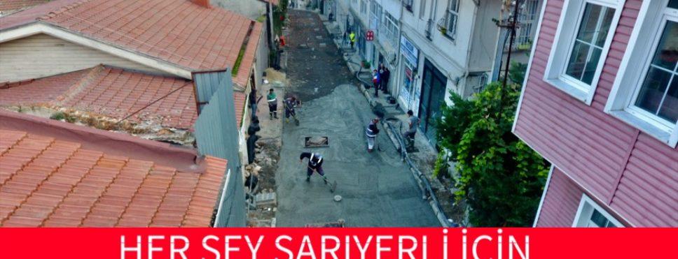 HER ŞEY SARIYERLİ İÇİN