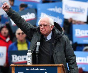 ABD'de Bernie Sanders'in yükselişi sürüyor