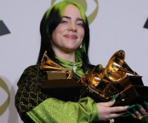 Billie Eilish rüzgarı beş dalda Grammy aldı