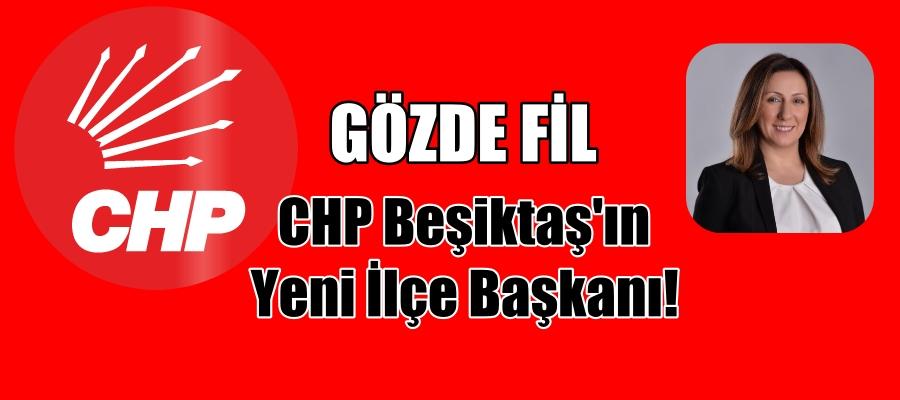 İşte CHP Beşiktaş'ın yeni ilçe başkanı!