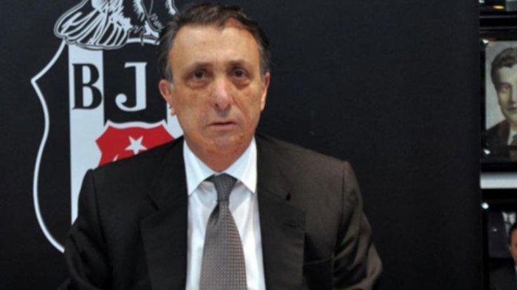Başkan Ahmet Nur Çebi'nin kolu kırıldı