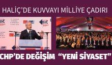 """KILIÇDAROĞLU Kongrede """"Yeni Siyaset'i """" Açıkladı"""