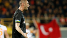 Beşiktaş, deplasmanda Alanyaspor'u 2 – 1 mağlup etti