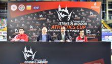 ATLETİZMİN KALBİ İSTANBUL'DA ATACAK  'DÜNYANIN HIZI İSTANBUL'DA'