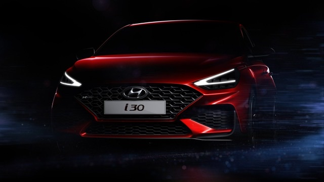 Hyundai Yeni i30 Cenevre'de Sahne Alıyor.