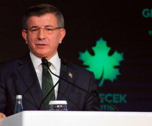 Ahmet Davutoğlu Gezi davasından çekildi!