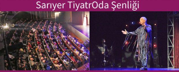 """BKSM Sarıyer'de """"TiyatrOda"""" şenliği kapılarını açtı"""