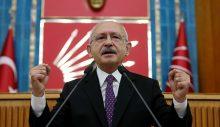 Kemal Kılıçdaroğlu Baş Sağlığı Mesajı