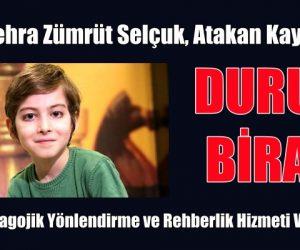 Bakan Zehra Zümrüt Selçuk, Atakan Kayalar için sağduyu çağrısı yaptı.