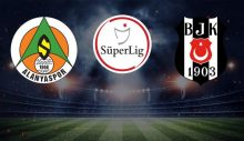 CANLI YAYIN | Aytemiz Alanyaspor – Beşiktaş