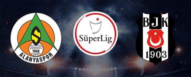 CANLI YAYIN   Aytemiz Alanyaspor – Beşiktaş