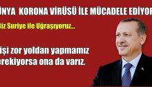 Erdoğan'dan çok sert Suriye açıklaması!