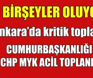 Suriyeden kötü haberler, Ankara'da kritik toplantılar! NELER OLUYOR