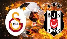 Galatasaray – Beşiktaş maçı CANLI İZLE  (GS – BJK 11 İLK 11'LER)
