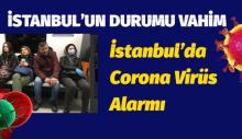 İstanbul'da Corona Virüs Alarmı, İstanbul'un Hali