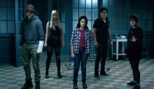 X-Men spin-off'u The New Mutants'tan fragman