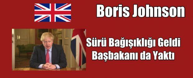 İngiltere Başbakanı Boris Johnson Covid 19 Pozitif Çıktı