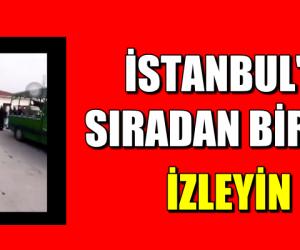 İstanbul'da sıradan bir gün. #EVDEKAL