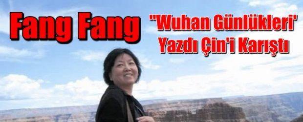 """Fang Fang """"Wuhan Günlükleri' Yazdı Çin'i Karıştı"""
