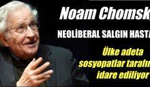 """Noam Chomsky """"İLAÇ ŞİRKETLERİ AŞIYLA İLGİLENMEDİLER"""""""